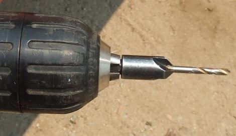 This is what a counter sink drill bit looks like. - grid24_12
