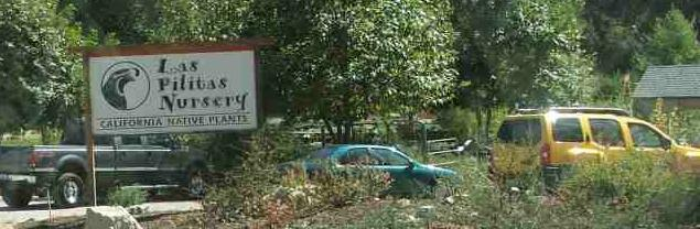 You can see our sign