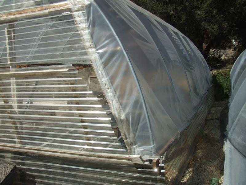 How To Build A Poly Greenhouse