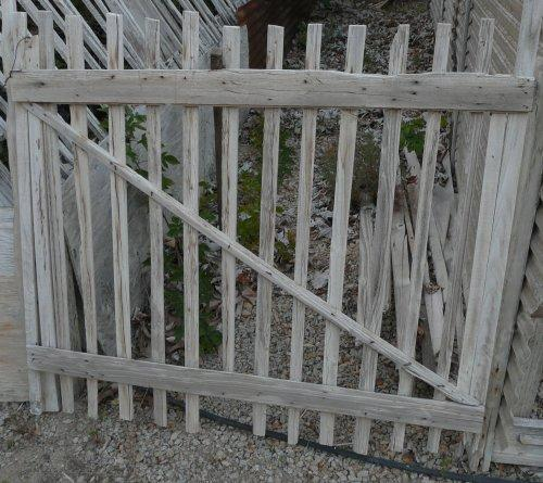 How To Build A Garden Gate A Basic Plan In Pictures