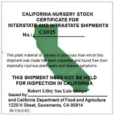 We can ship native plants  to most states as we have an interstate, sod and apple certificate. - grid24_6