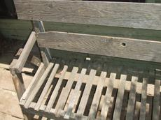 a cheap and simple loveseat or bench - grid24_6